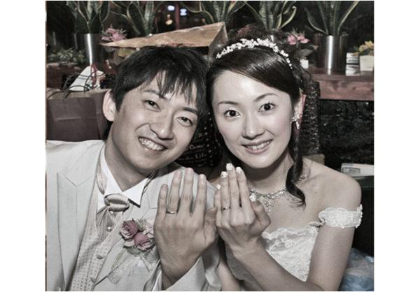 遠方のお客様へ結婚指輪をオーダーメイドにておつくりする場合