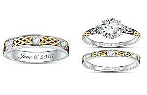 優良店は結婚指輪のセミオーダーとフルオーダーの区別はしません
