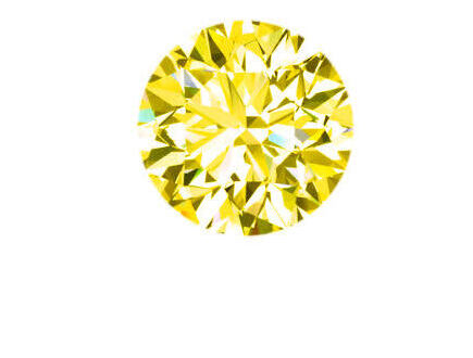 天然イエローダイヤモンドは希少価値が高い