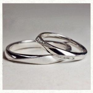 結婚指輪コレクション・メビウスリボン 千葉・柏 ヨーアンドマーレ