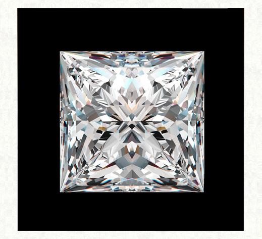 プリンセスカットダイヤモンドとは|千葉・柏 ヨー&マーレ