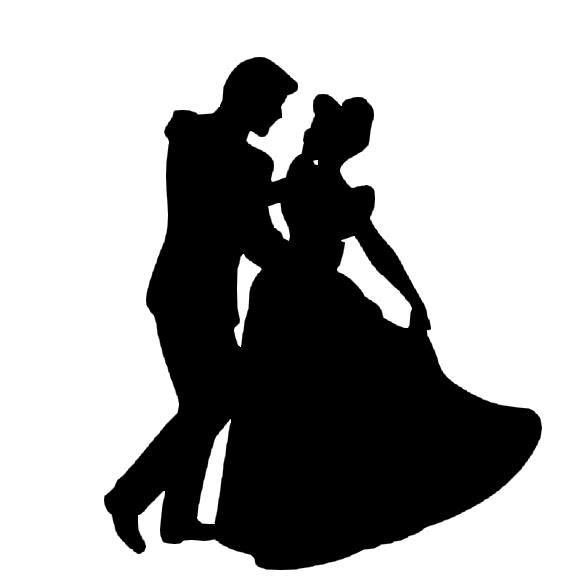 社交ダンスを踊るデザイン 1