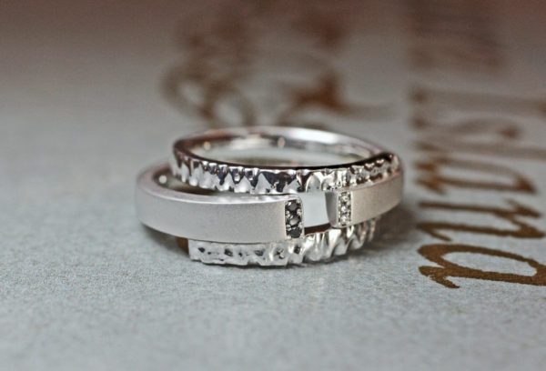 結婚指輪bコレクション・スネーク 2