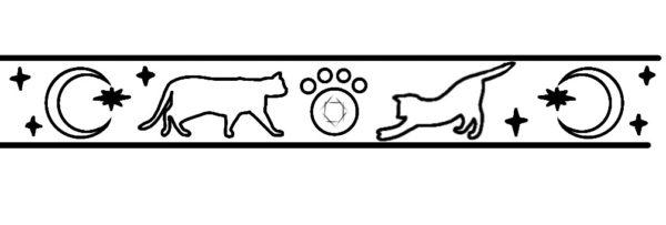 ピンクとホワイトの肉球のネコカップルの結婚指輪をオーダーメイドするデザイン画