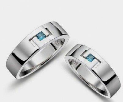 それぞれの好みに合わせて結婚指輪のデザインは自由自在