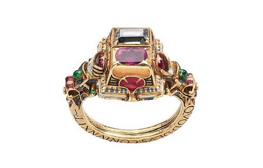 伝説の結婚指輪・ギメルリング