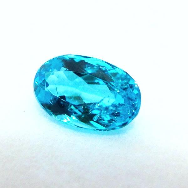 最高品質のバライバの色、ネオンブルー