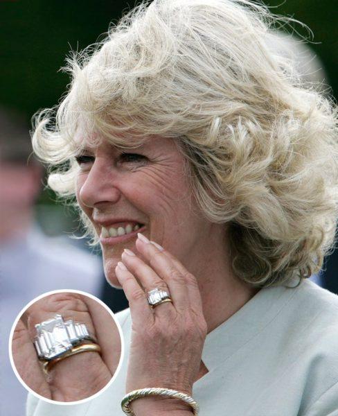 カミラパーカーのオーダーメイド婚約指輪