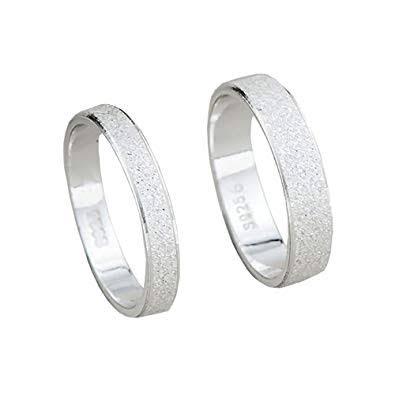 結婚指輪としてシルバー需要は案外少ない