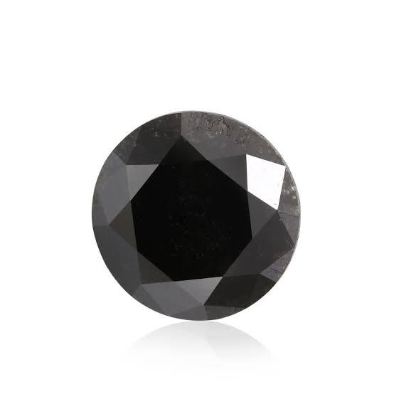ブラックダイヤモンドなぜ黒いのか。