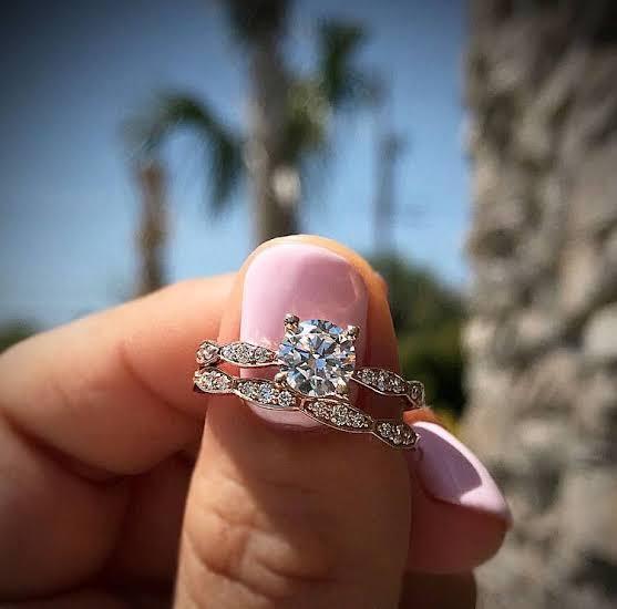究極のパワーストーン•ダイヤモンドを結婚指輪にオーダーメイド