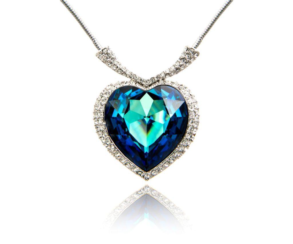 ハートオブザオーシャンダイヤモンド
