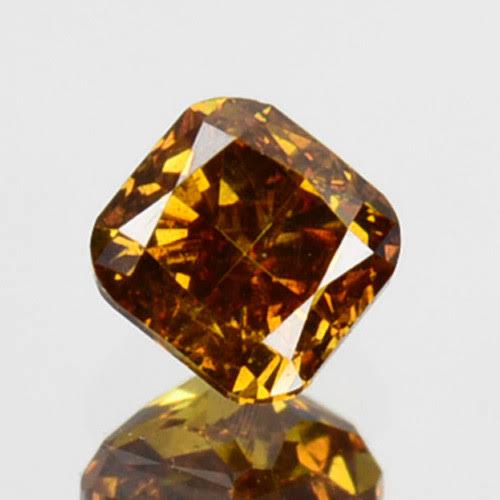 コニャックカラー ダイヤモンド