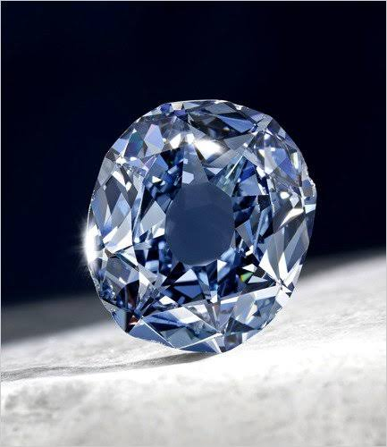 ヴィッテルスバッハグラフ ブルーダイヤモンド