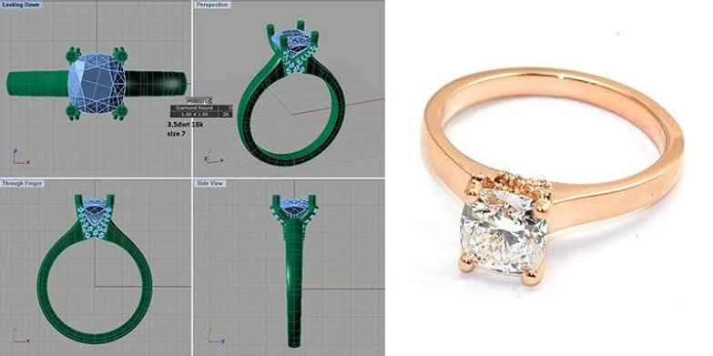 結婚指輪のデザインや金属を決めて正確な価格を知る