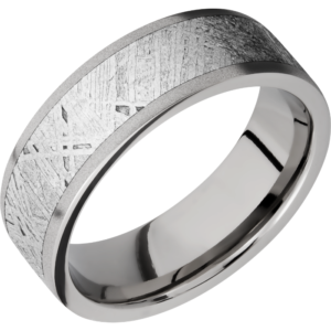 ギベオン隕石を使って結婚指輪をオーダーメイドする