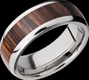 ウッド素材を使って結婚指輪をオーダーメイドする