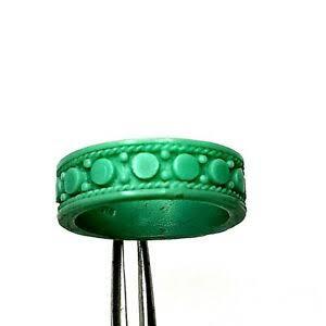 結婚指輪の原型デザイン、ワックスモデル