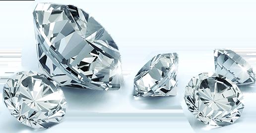 4月の誕生石ダイヤモンドを結婚指輪の内側に入れる