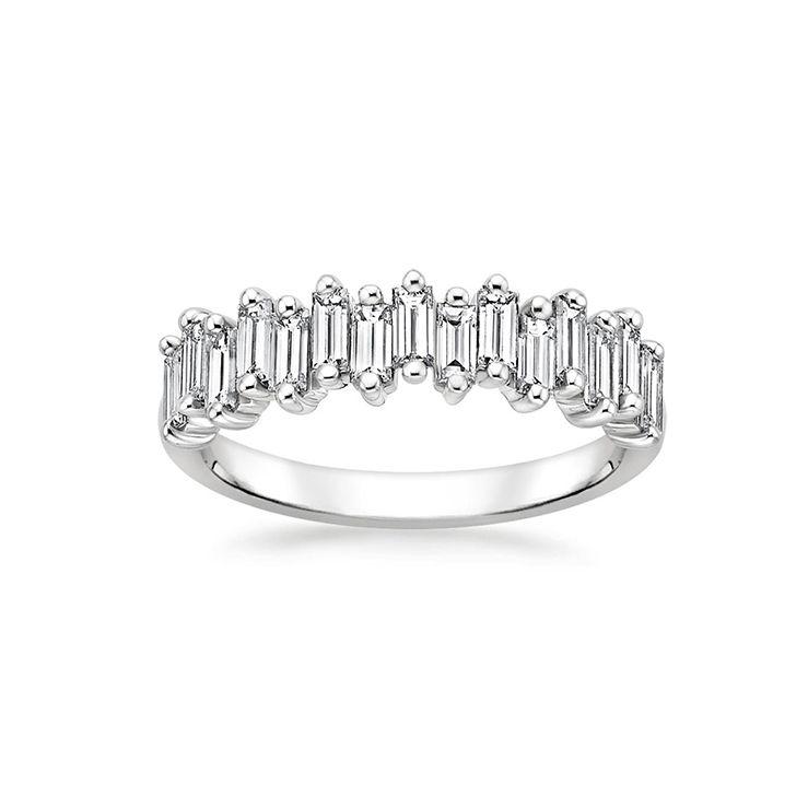 バゲットダイヤを使った結婚指輪をオーダーする時に参考にする15選!