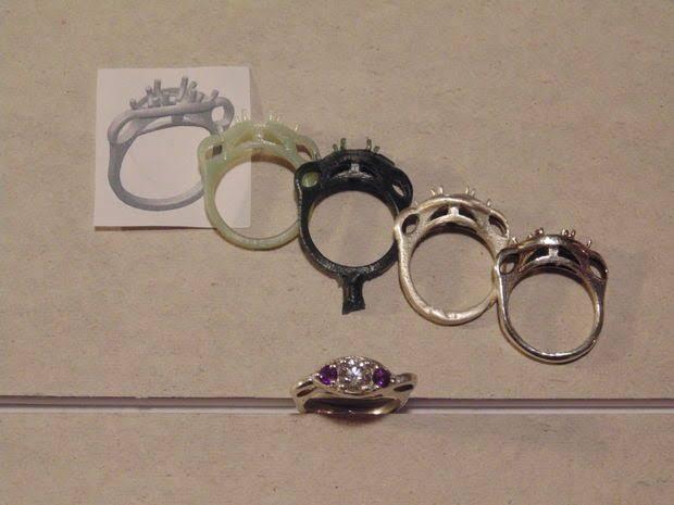 鋳造と呼ばれる金属の形を作る製法