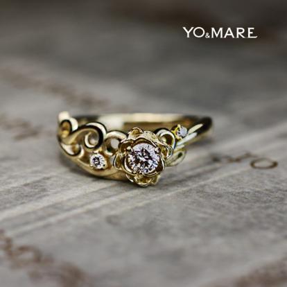 婚約指輪をオーダーメイド依頼した際の重要な4つのデザインプロセス