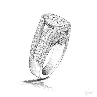 結婚指輪オーダーの際デザイン画だけで判断してはいけない3つの理由