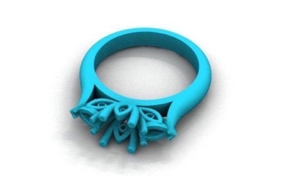 原型模型で結婚指輪の正確な見積もりを出す事が出来る