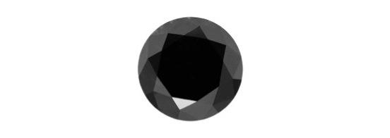 ブラックダイヤモンドの裸石